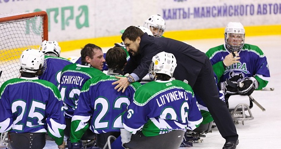 """Ugra"" will compete with national sledge hockey teams again"