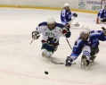 "Sledge Hockey Club ""Ugra"" takes the second place at the 1st stage of the Championship of Russia."